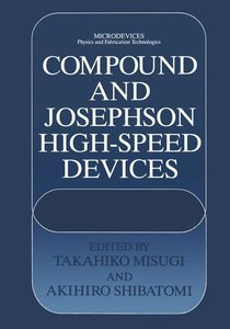 Compound and Josephson High-Speed Devices