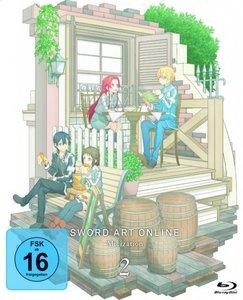 Sword Art Online - Alicization. Staffel.3.2, 1 Blu-ray