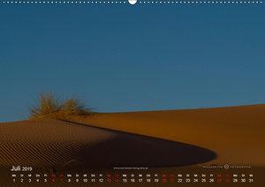 Sahara - Land der unendlichen Weite (Wandkalender 2019 DIN A2 qu