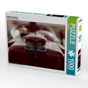 Kühlerverschluß 1000 Teile Puzzle quer