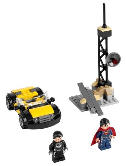 LEGO® Superman 76002 - Entscheidung in Metropolis: Super - zum Schließen ins Bild klicken