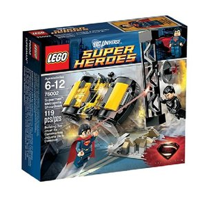 LEGO® Superman 76002 - Entscheidung in Metropolis: Super