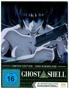 Ghost in the Shell - Movie 1, 1 Blu-ray