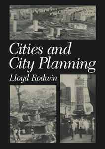 Cities and City Planning