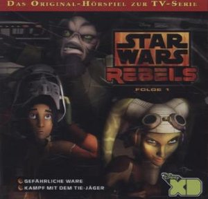 Disney - Star Wars Rebels Folge 01