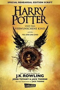 Harry Potter and the cursed child (Arbeitstitel der deutschen Au