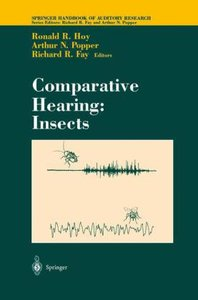 Comparative Hearing: Insects