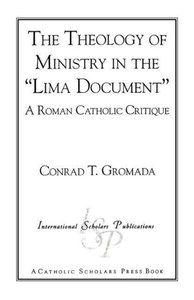 Theology of Ministry in the 'Lima Document'