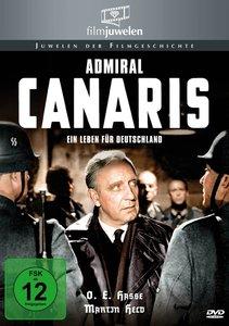 Ein Leben für Deutschland - Admiral Canaris, 1 DVD