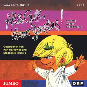 Alles gute, kleiner Stanislaus, 2 Audio-CDs