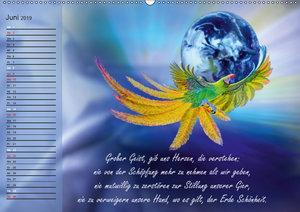 Schützenswert Mit indianischen Weisheiten (Wandkalender 2019 DIN