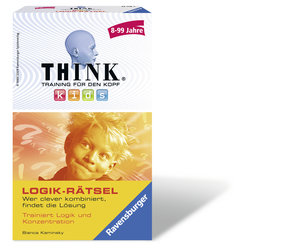 Think® Kids Logik. Logik-Rätsel