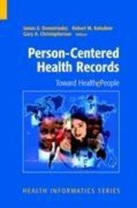 Person-Centered Health Records