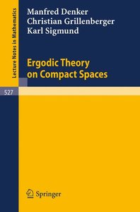 Ergodic Theory on Compact Spaces