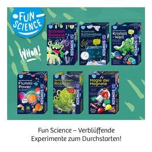 Fun Science Wuselnde Salzkrebse