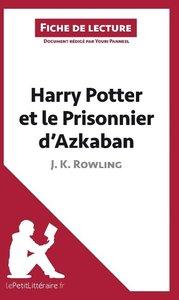 Harry Potter et le Prisonnier d'Azkaban de J. K. Rowling (Fiche