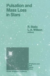 Pulsation and Mass Loss in Stars