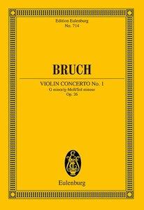 Violin Concerto No. 1 G minor