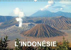 L Indonésie (Calendrier mural 2015 DIN A3 horizontal)