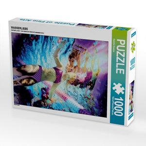 WASSERLIEBE 1000 Teile Puzzle hoch