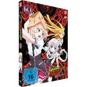 Highschool DXD New - DVD 4