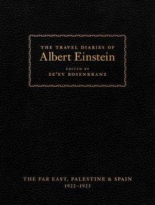 Travel Diaries of Albert Einstein