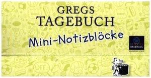 Gregs Tagebuch - Mini-Notizblock