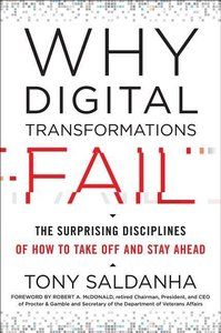 Why Digital Transformations Fail: The Surprising Disciplines of