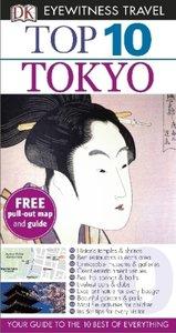 Eyewitness Top 10 Travel Guide: Tokyo