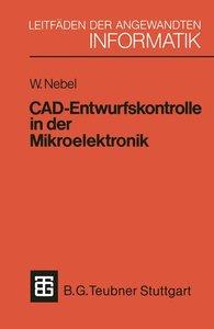 CAD-Entwurfskontrolle in der Mikroelektronik