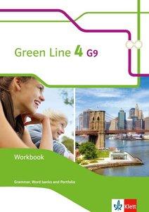 Green Line G9. Workbook mit Audio-CD und Übungssoftware 8. Klass