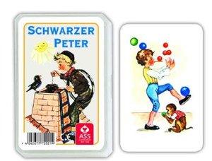 ASS Altenburger - Schwarzer Peter, Kaminkehrer, Kartenspiel