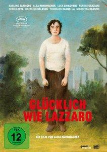 Glücklich wie Lazzaro, 1 DVD