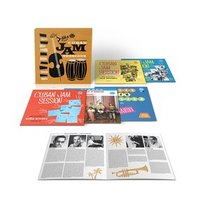 The Complete Cuban Jam Sessions (Limited LP Box)