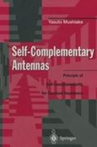 Self-Complementary Antennas