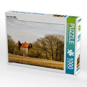 Haus Alst (MB) 1000 Teile Puzzle quer
