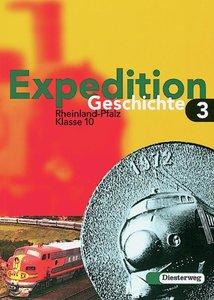 Expedition Geschichte 3. Rheinland-Pfalz. Hauptschule, Realschul