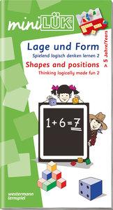 LÜK mini. Spielend logisch denken lernen 2