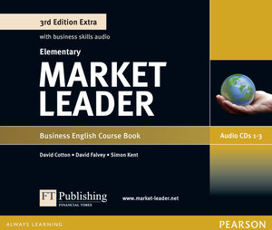 Market Leader Extra Elementary Class Audio CD