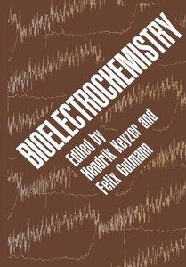Bioelectrochemistry