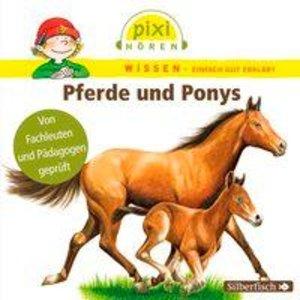 Pixi Wissen. Pferde und Ponys