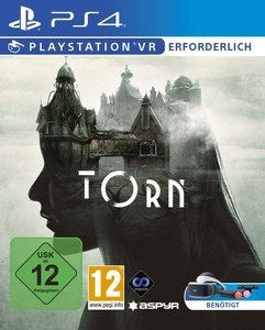 Torn, 1 PS4-Blu-ray Disc