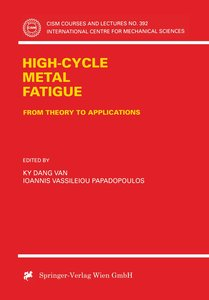 High-Cycle Metal Fatigue