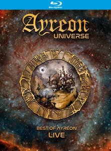 Ayreon Universe-Best Of Ayreon Live (Bluray)