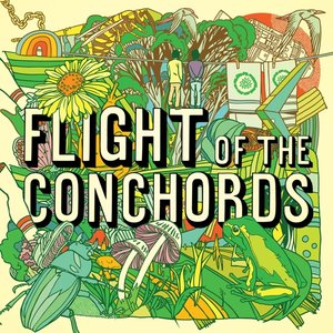 Flight Of The Conchords (Neon Yellow Vinyl)