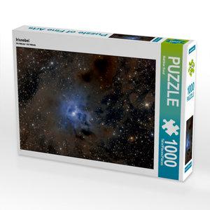 Irisnebel 1000 Teile Puzzle quer