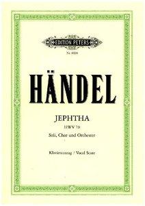 Jephtha HWV 70