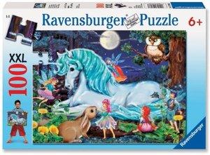 Im Zauberwald. Puzzle 100 Teile XXL