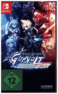 Gunvolt Striker Pack, 1 Nintendo Switch-Spiel