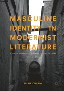 Masculine Identity in Modernist Literature